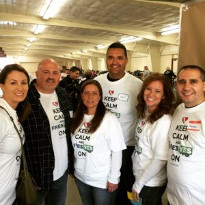 Fresyes team ready to give back