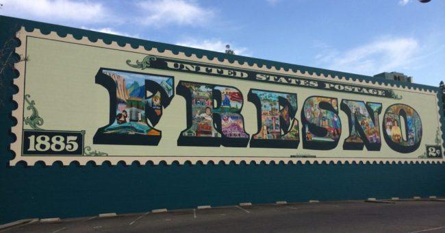 fresno mural
