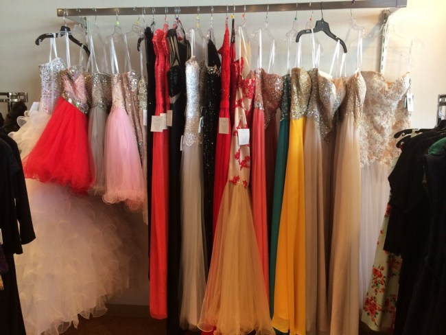 Dresses at Posh