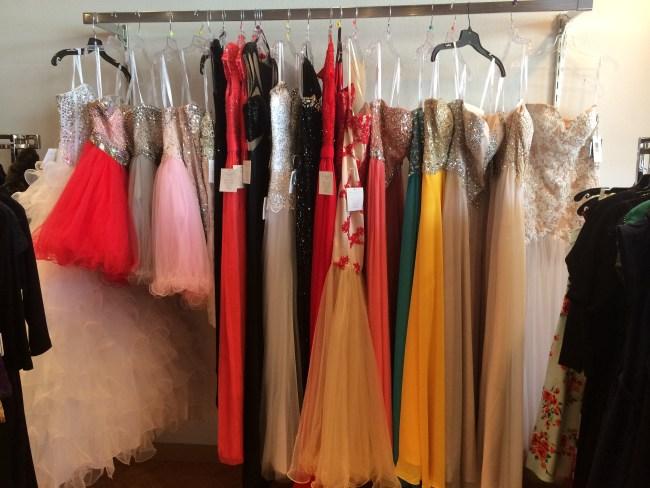 Dresses at Posh