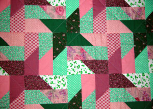 West Coast Mennonite quilt