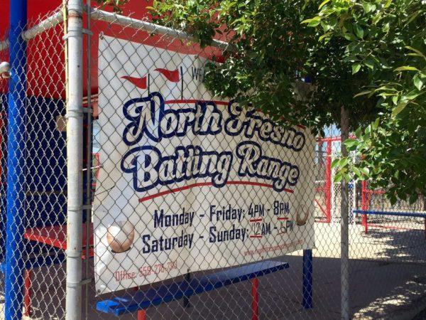 North Fresno Batting Range