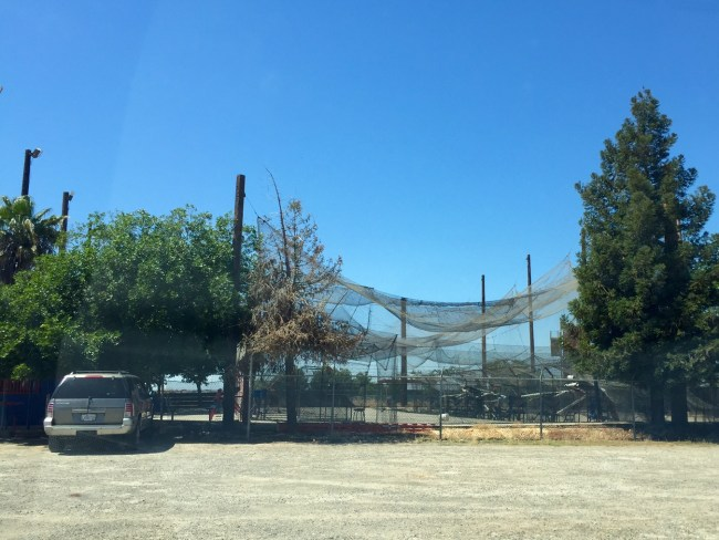 Though unassuming from the road, North Fresno Batting Range is a nostalgic and functional hidden gem