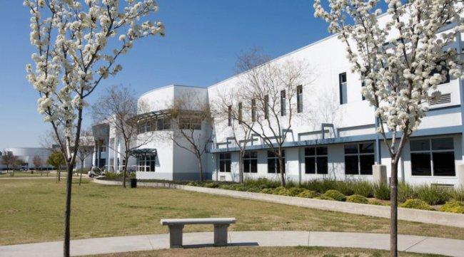 The Clovis East campus (courtesy: Clovis East High School on Facebook)