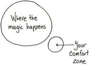 magic happens
