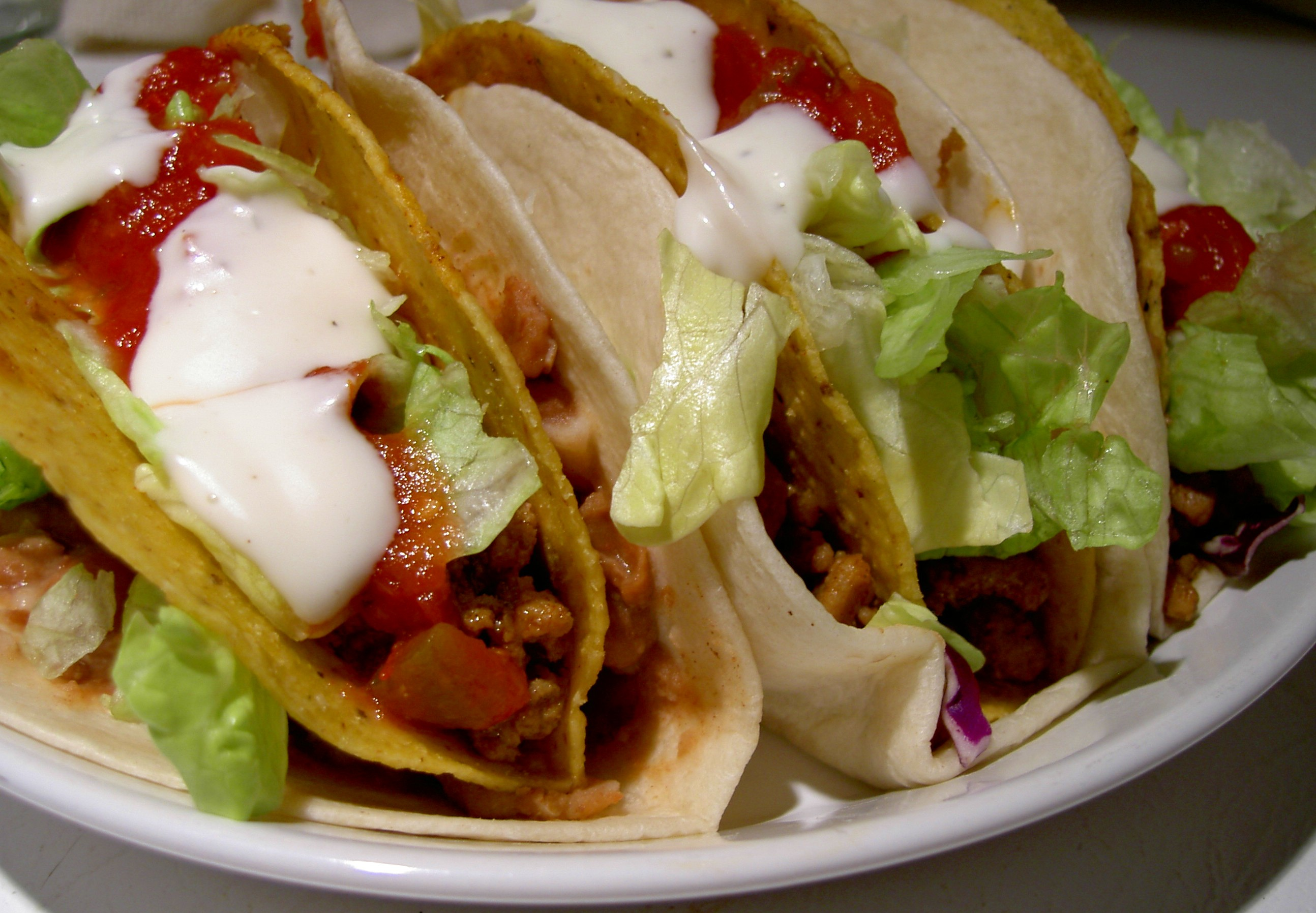Whole Foods Tacos