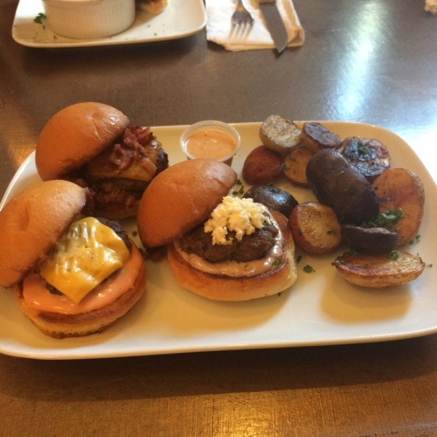 Sliders at House of JuJu