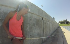 FresYes People – SOARing to New Heights with Local Pole Vaulter Mallory Gilbert