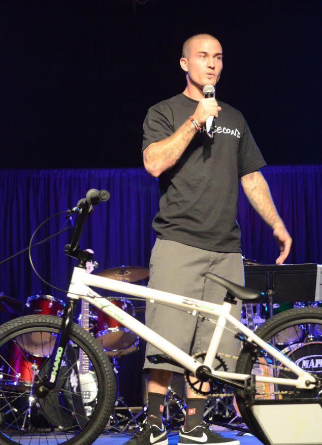 Tony of The Freewheel Project
