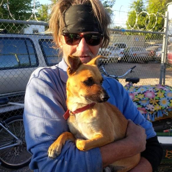 Westside Rescue dog