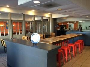 The new community table in Kikku