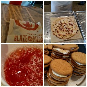 Blaze Pizza's Grand Opening with Free Pizza and a Giveaway!