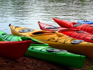 Kayak Local: Fresno River Sport Center