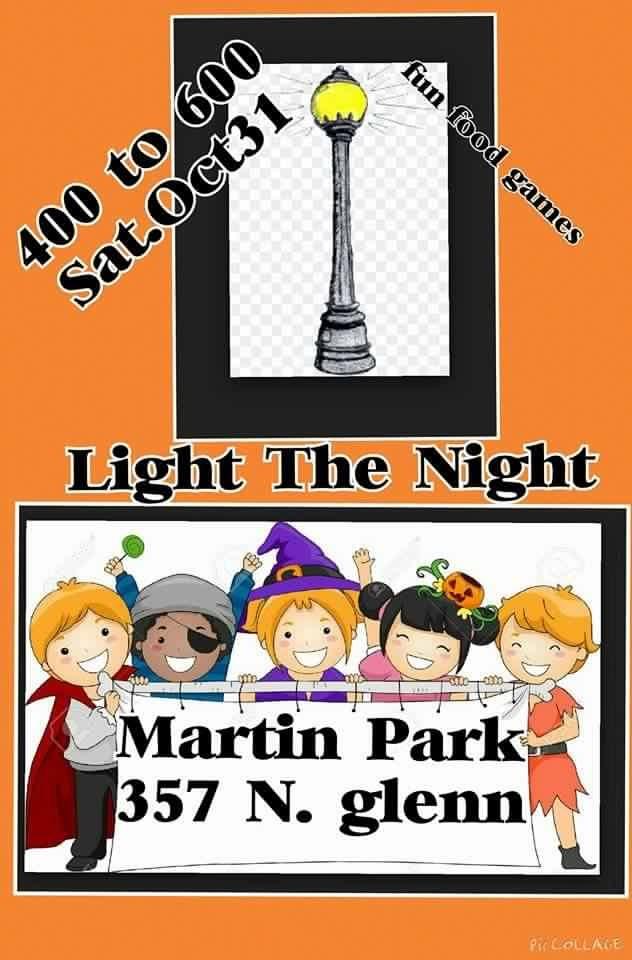 Martin Park Flyer