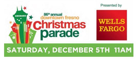 Downtown Fresno Parade