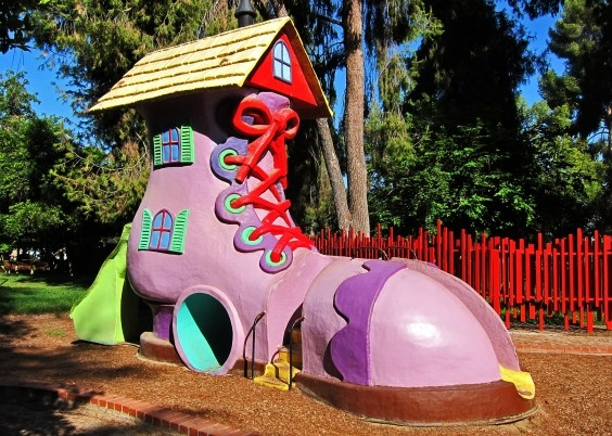 Re-Opening of Rotary Storyland