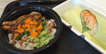 Create Your Own Sushi Burritos & Bowls at Pokiland