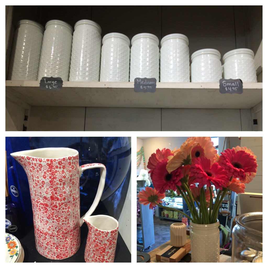vases and pitchers at The Foundry Collective