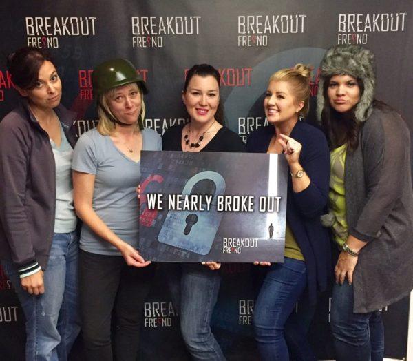 Breakout Fresno!