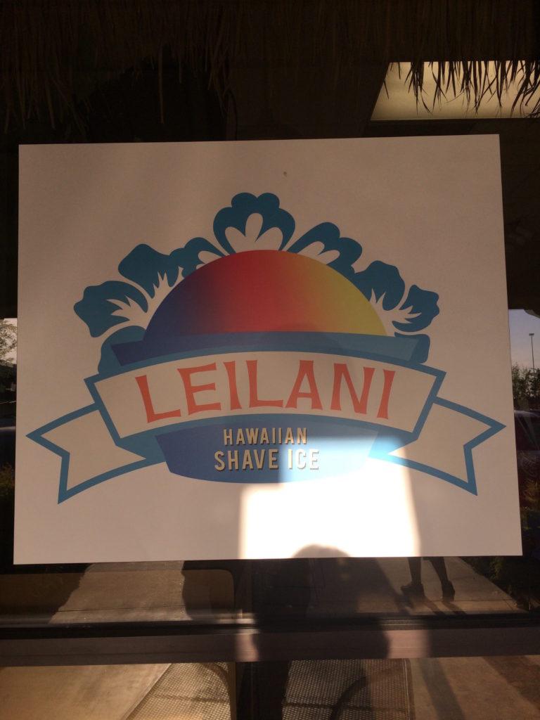 Leilani Hawaiian Shave Ice