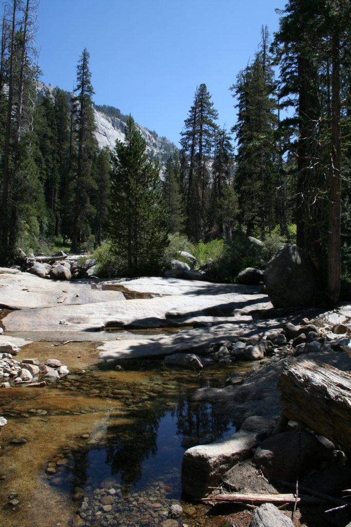 Tokopah Valley Trail to Tokopah Falls