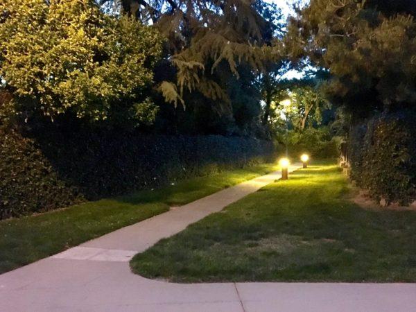 neighborhood access at Tenaya Park