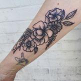 channelle tattoo 2weeks