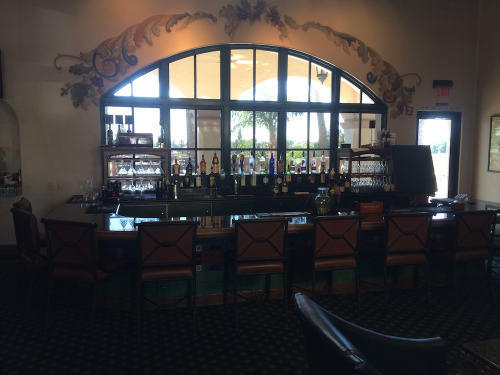 The Bar at Copper River