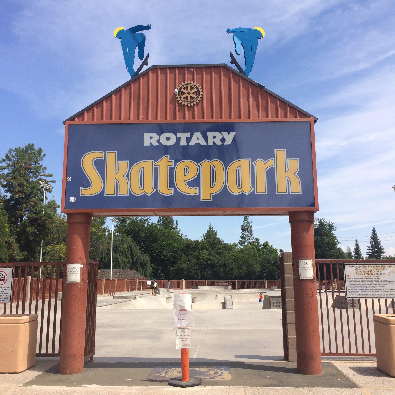 Rotary Skatepark