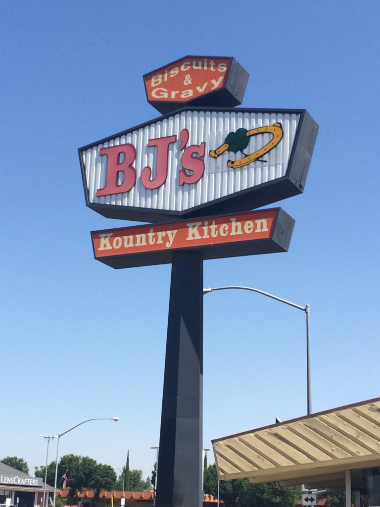 BJ's Kountry Kitchen