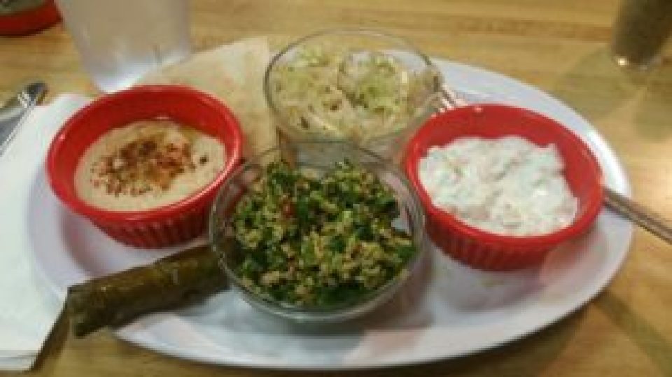 My toddler ate all the tabbouleh.