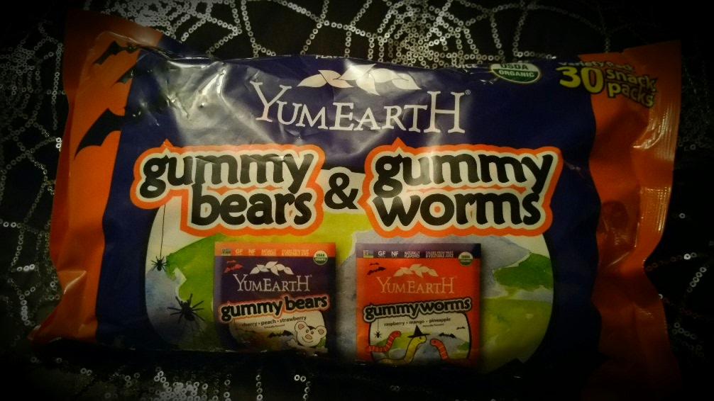 Yummy Gummi in yo tummies