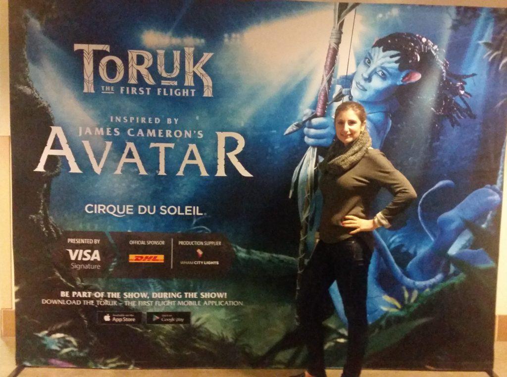 Playing Fresno: Cirque Du Soleil's Toruk – The First Flight - FresYes!