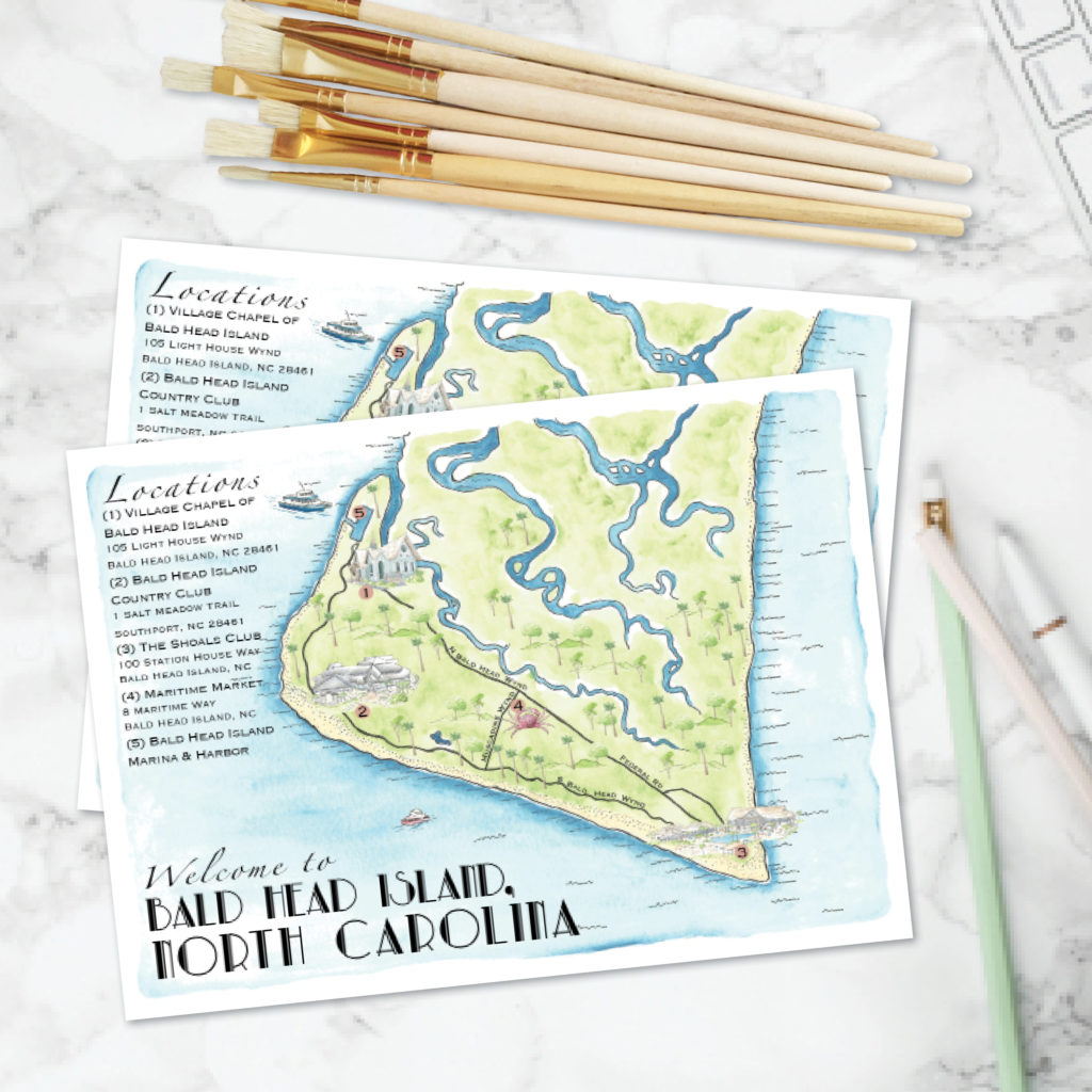 Other maps by Natasha Holland