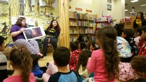 All Aboard! Next stop – Holiday Storytime Events at Barnes & Noble