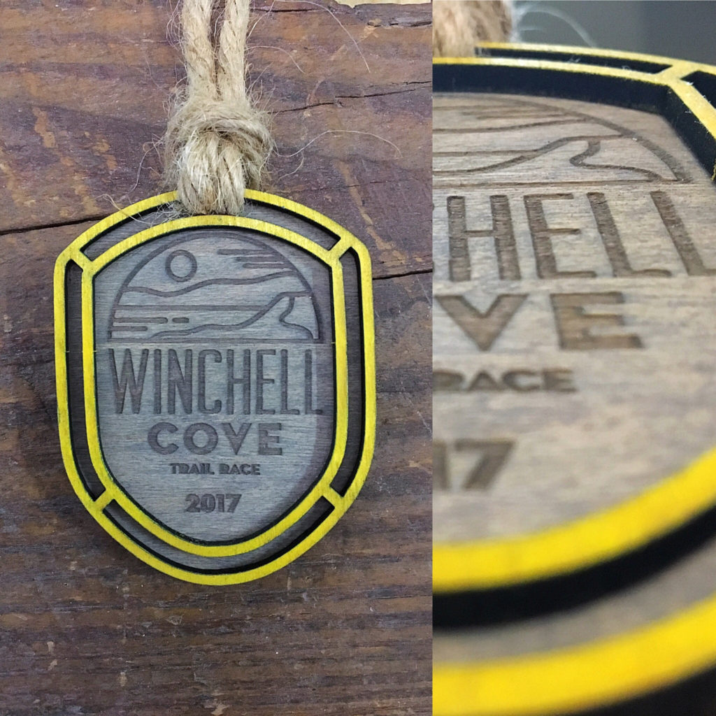 Winchell Cove 10k/10 Mile Trail Run