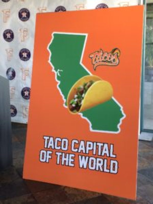 taco capital of the world
