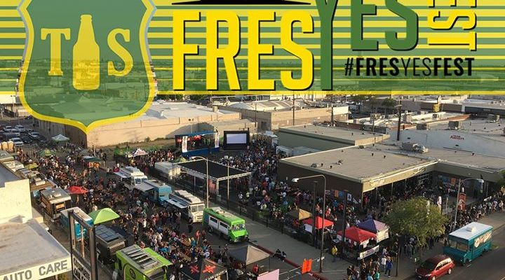 Try to Deal With This Food Lineup For FresYes Fest 2017