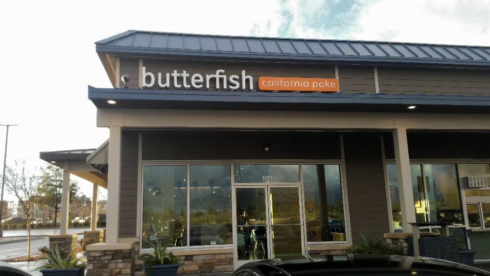 Butterfish California Poke