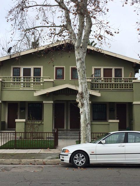 Fresno's Lowell Neighborhood