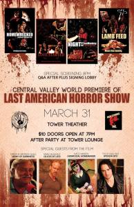 """Last American Horror Show"" Director Finds Scares, Loyal Fans in the Valley"