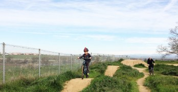 Exploring Mountain Bike Trails and BMX Tracks in Fresno's Woodward Park