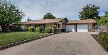 Clovis Unified Home with Pool