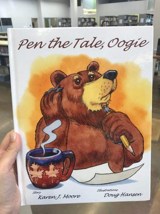 Pen the Tale, Oogie