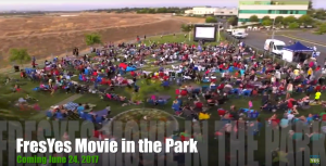 fresyes movie in the park