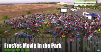 Save the Date: FresYes Movie in the Park is Coming Back