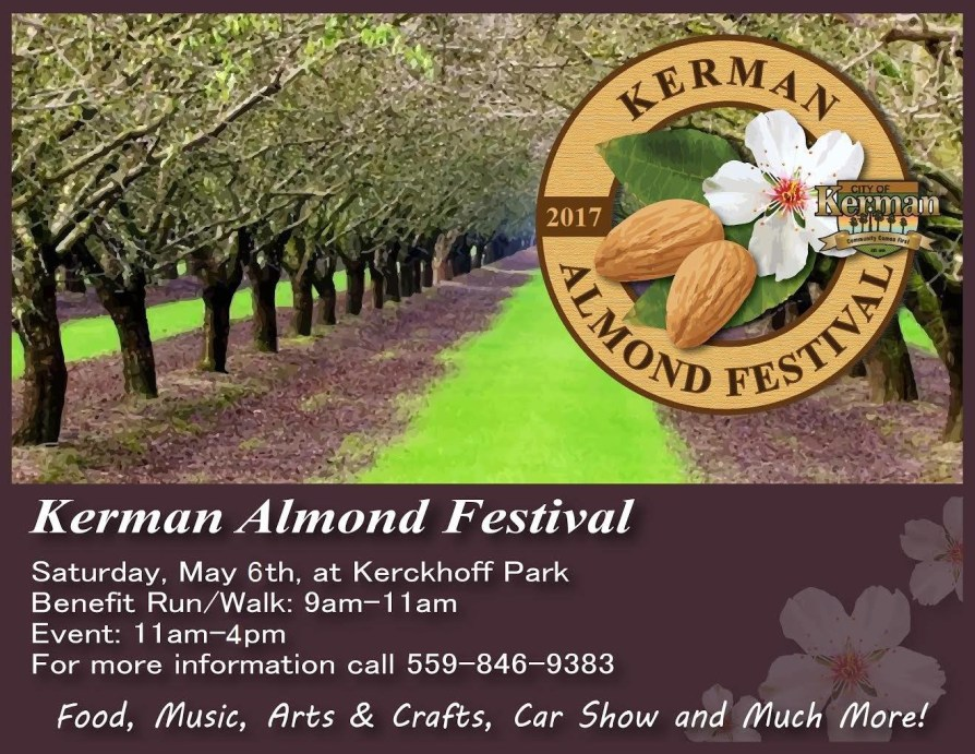 Kerman Almond Festival