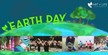 Participate in Earth Day Activities at Fresno's Art of Life Healing Garden