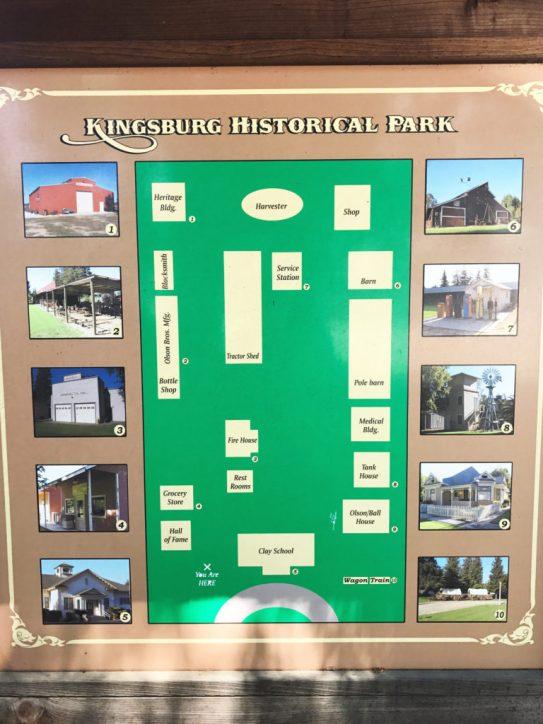 Kingsburg Historical Park