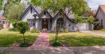 Unique Historic Fresno High Home – Must See!